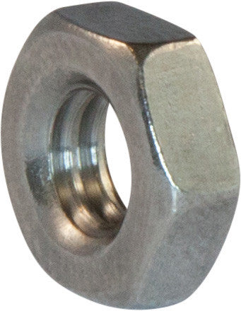 3/8-16 Hex Jam Nut 18-8 Stainless Steel - FMW Fasteners