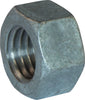 1/4-20 Grade 2 Finished Hex Nut Hot Dipped Galvanized - FMW Fasteners