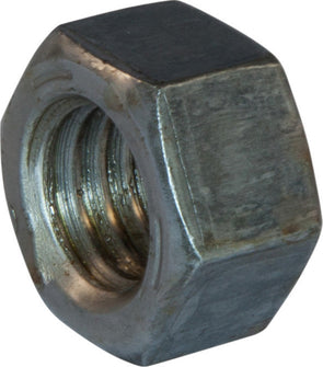 5/16-24 Grade 5 Finished Hex Nut Plain - FMW Fasteners
