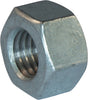 1/4-20 A563 Grade A Heavy Hex Nut Hot Dipped Galvanized - FMW Fasteners