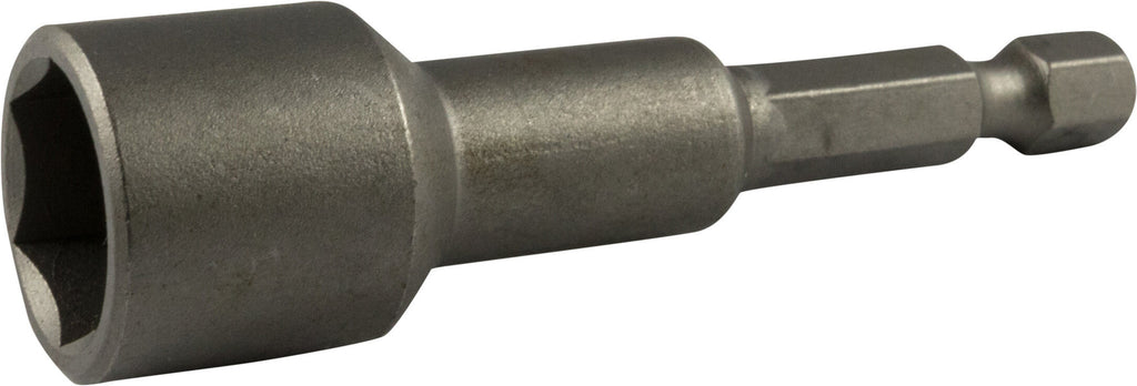 7/16 x 1 3/4 (1/4 Drive) Magnetic Nut Setter - FMW Fasteners