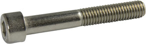 M10-1.50 x 30 Socket Cap Screw DIN 912 18-8 (A2) Stainless Steel - FMW Fasteners