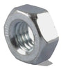 M6-1.0 Finished Hex Nut DIN 934 Class 8 Zinc Plated - FMW Fasteners