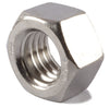 1/4-20 Finished Hex Nut SS 316 (A4) - FMW Fasteners