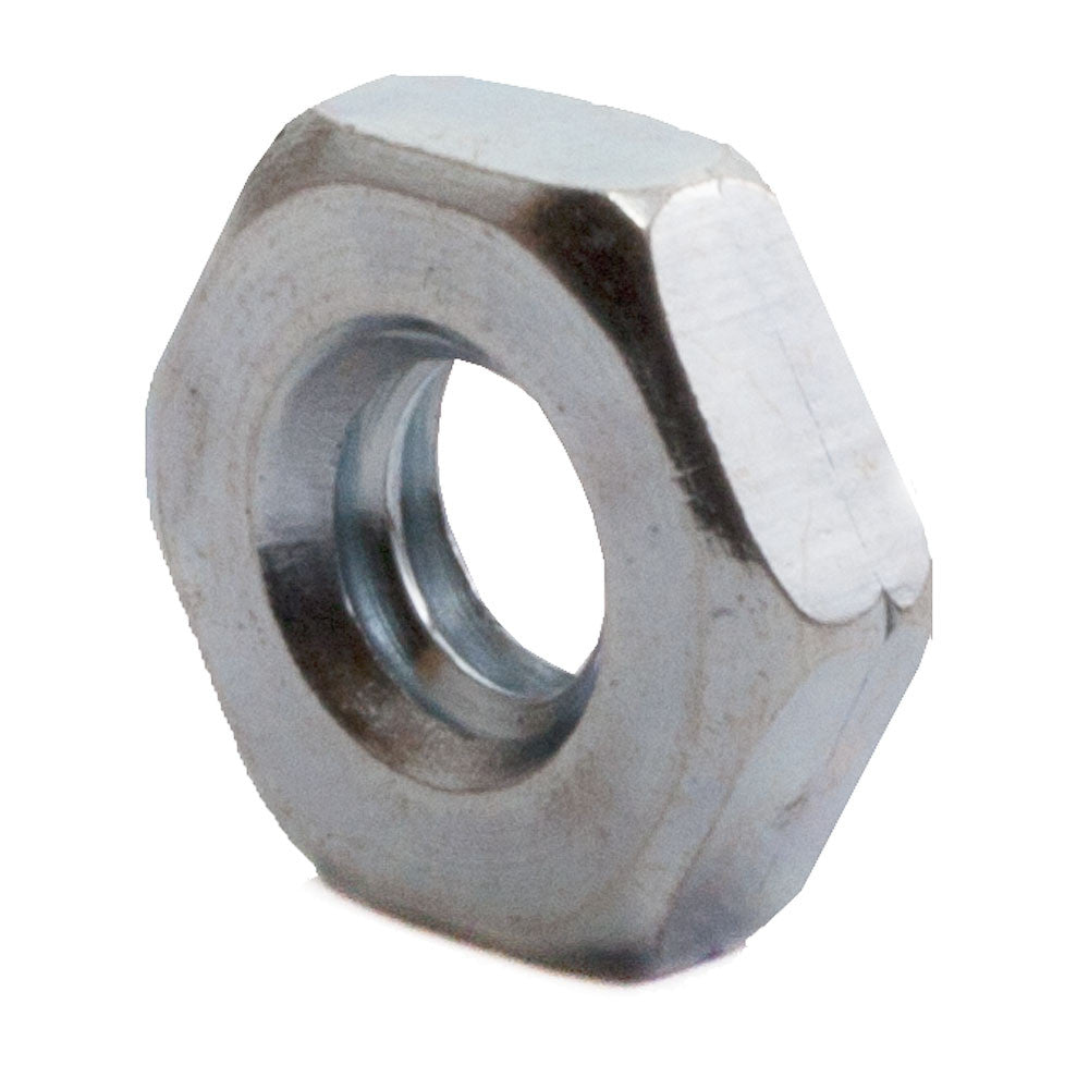 8-32 Hex Machine Screw Nut Zinc Plated - FMW Fasteners