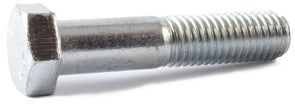 7/8-9 x 2 1/4 Grade 5 Hex Cap Screw Zinc Plated - FMW Fasteners