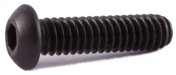 1/4-28 x 1 Button Socket Cap Screw Alloy - FMW Fasteners