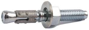 1/4-20 x 2 1/4 STRONG-BOLT® 2 Cracked and Uncracked Concrete Wedge Anchor Zinc Plated (100) - FMW Fasteners