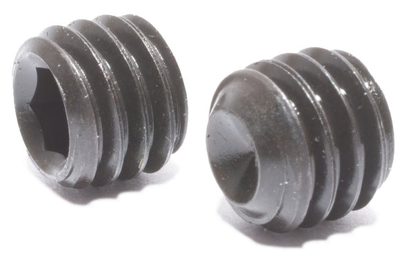 7/16-20 x 3/8 Socket Set Screw Cup Point Alloy - FMW Fasteners
