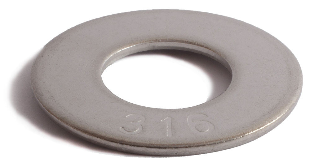 1 1/8 Flat Washer SS 316 (A4) - FMW Fasteners