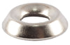 #6 Finishing Washer Nickel - FMW Fasteners