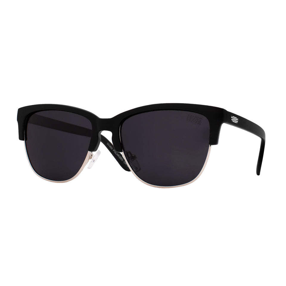 Deal with it in black polarized