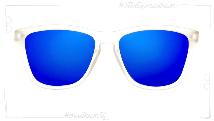 Start Up WHITE FROST & BLUE POWER-POLARIZED