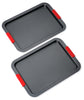 Elite Bakeware NonStick Baking Sheets/Cookie Sheets