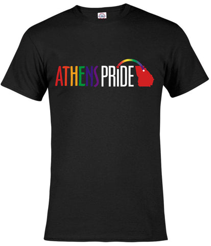 Official Athens Pride T-Shirt