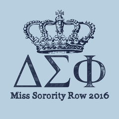 MISS SORORITY ROW - Delta Sigma Phi