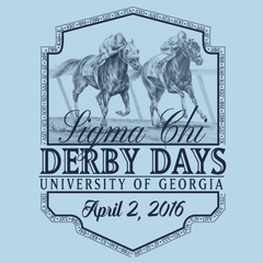 SIGMA CHI Derby Days 2016