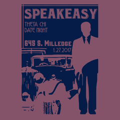 THETA CHI Speakeasy