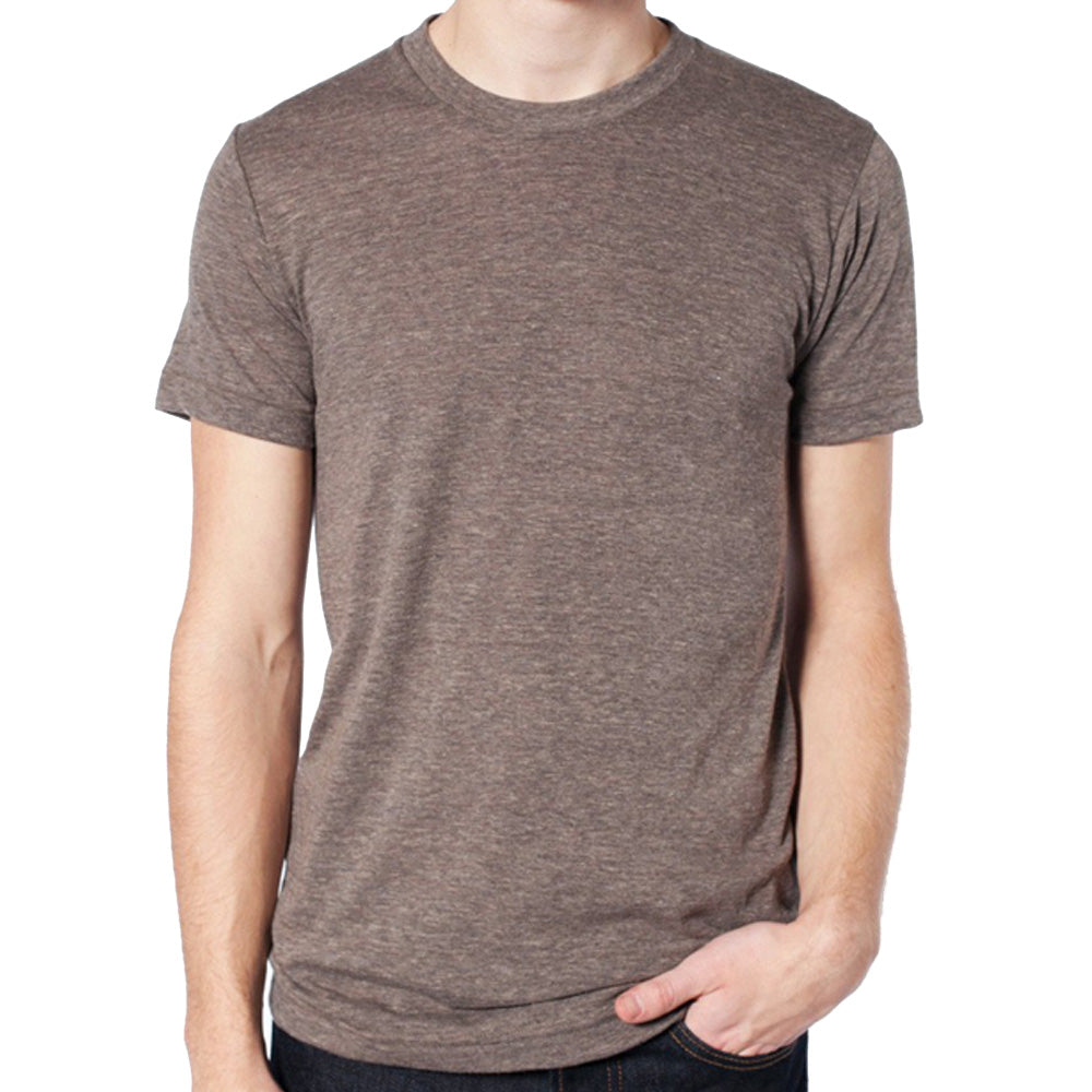 AMERICAN APPAREL BB401 - POLY/COTTON TEE