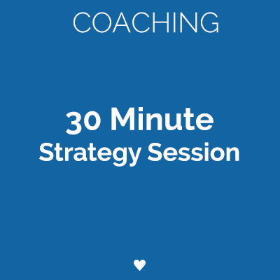 30 Minute Strategy Session
