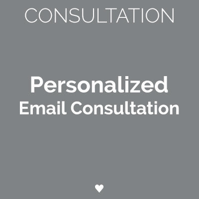 Personalized Email Consultation