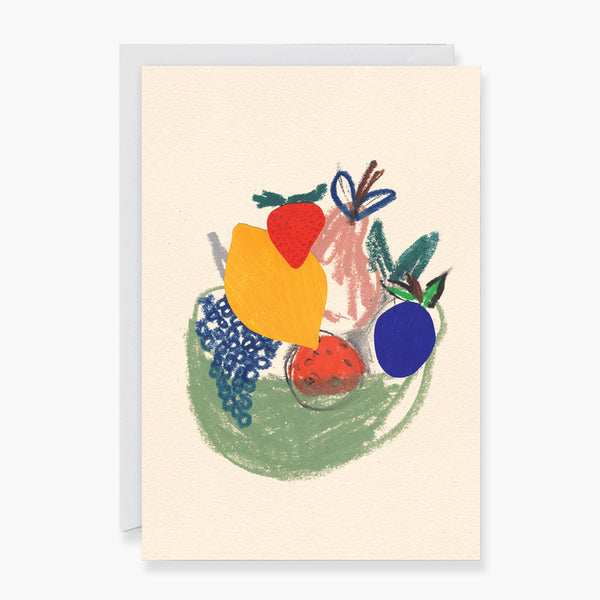 Fruit Basket Art Card