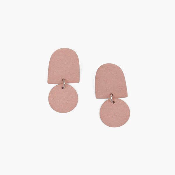 Mini Dome Earring