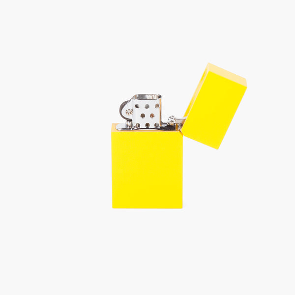 Hard Edge Lighter - Yellow
