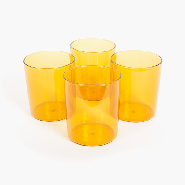 Miel Glass Cups - Set of 4