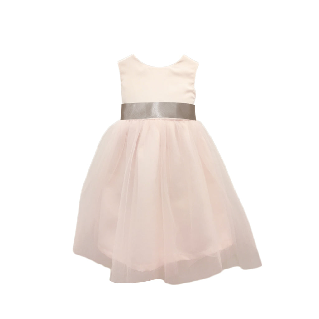 Meringue Tulle Dress | Blush Pink