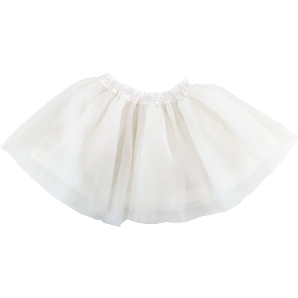 Bon-Bon New York Fairy Tulle Skirt | Milky White