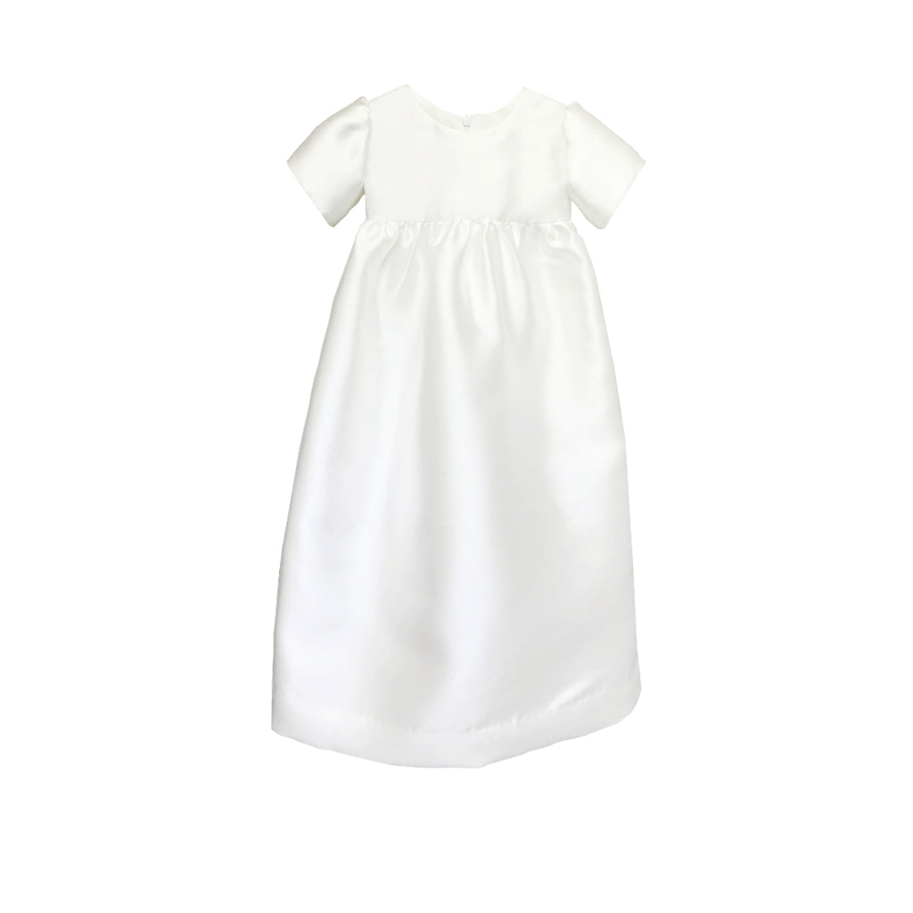 Baby Fondant Christening Gown Ivory