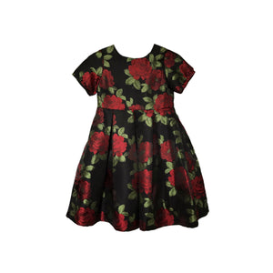 Fondant Rose Noire Dress