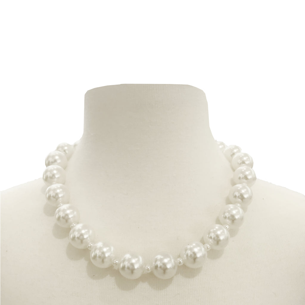 Luxury Pearl Vanilla Necklace