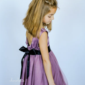 Meringue Tulle Dress | Cassis