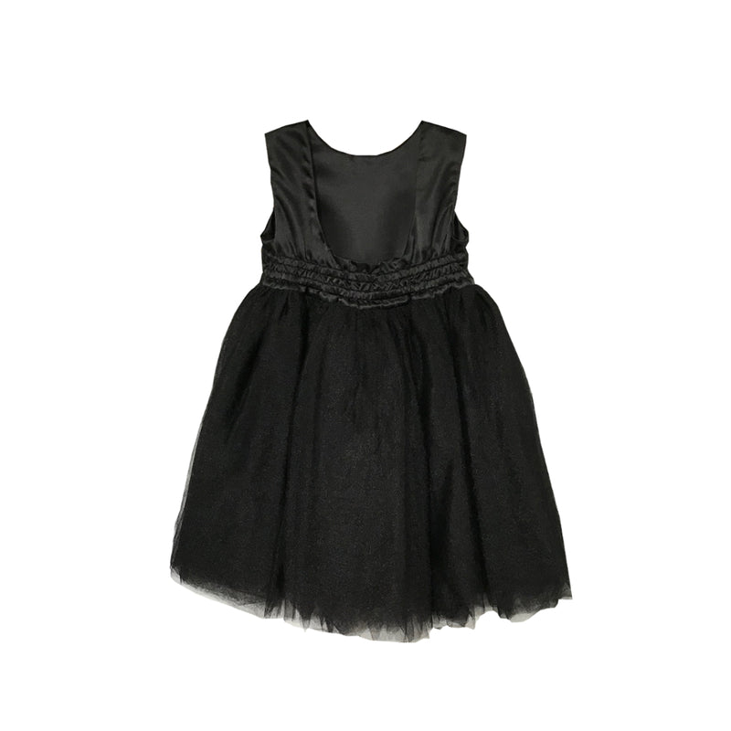 Girls Meringue Tulle Dress Back 2