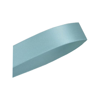 Girls Icing Satin Sash Blue