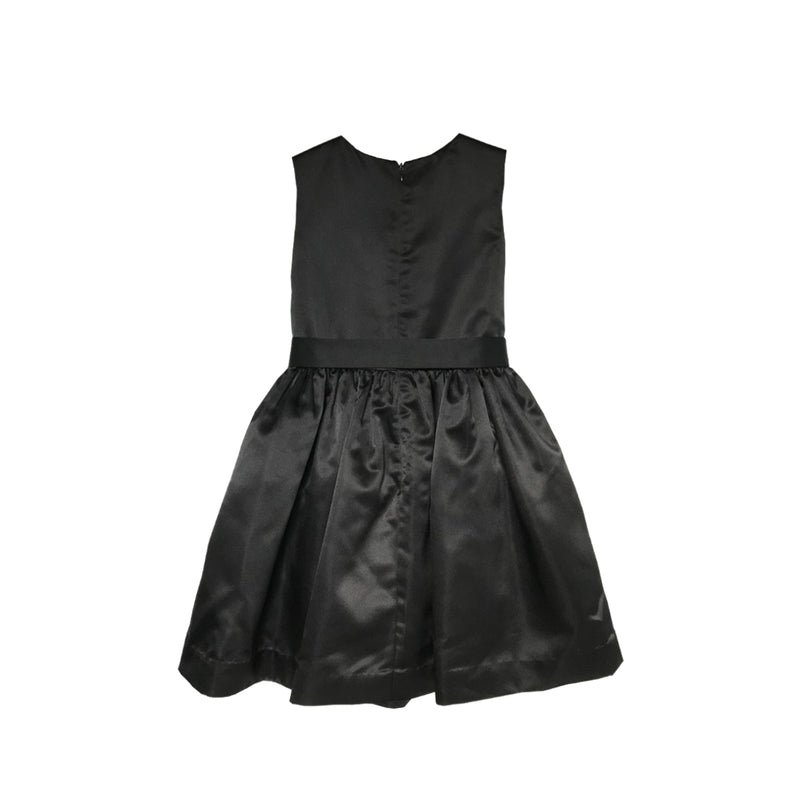 Pavlova Licorice Dress | Satin