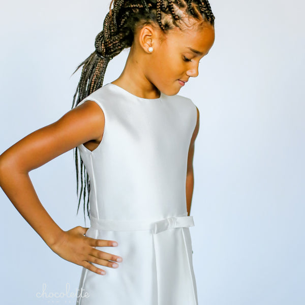 Girls Sable Dress Front