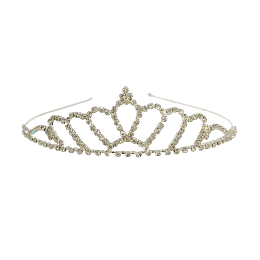 Girls Crystal Tiara