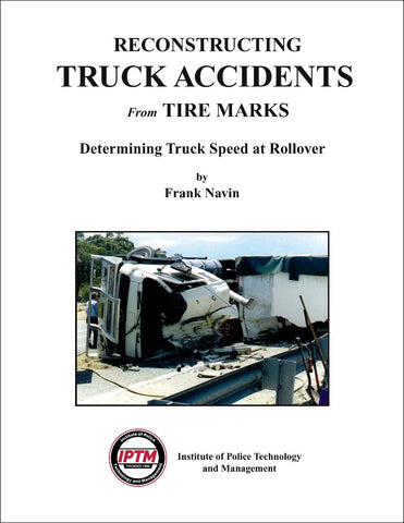 Reconstructing Truck Accidents from Tire Marks