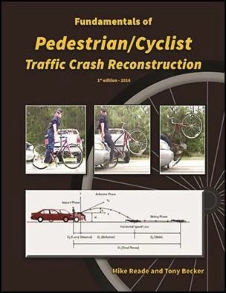 Fundamentals of pedestrian cyclist traffic crash for Iptm traffic template