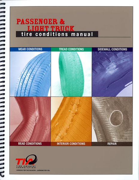 Passenger and Light Truck Tire Conditions Manual