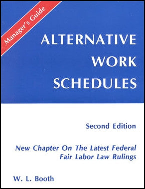 Manager's Guide to Alternative Work Schedules