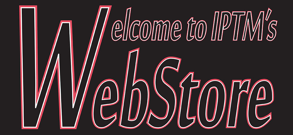 Carousel Slide 1: Welcome to IPTM's Webstore