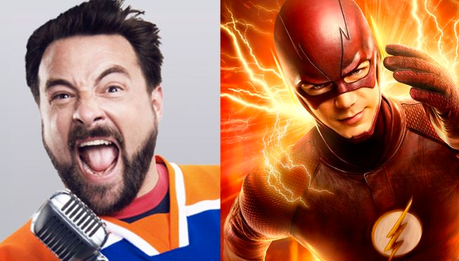 Kevin Smith Will Direct An Episode of The Flash