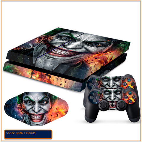 Amazing PS4 Skins