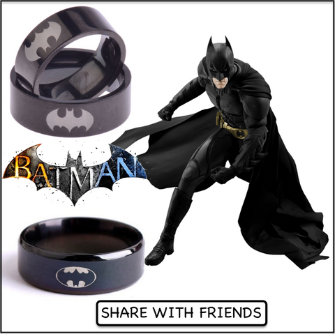 Batman Fans Ring