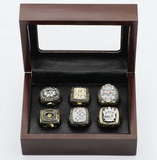 (FREE SHIPPING) Pittsburgh Steelers Championship Rings