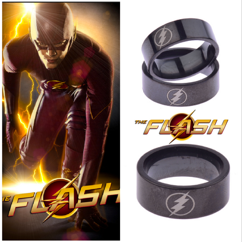 The Flash Men and Women Ring